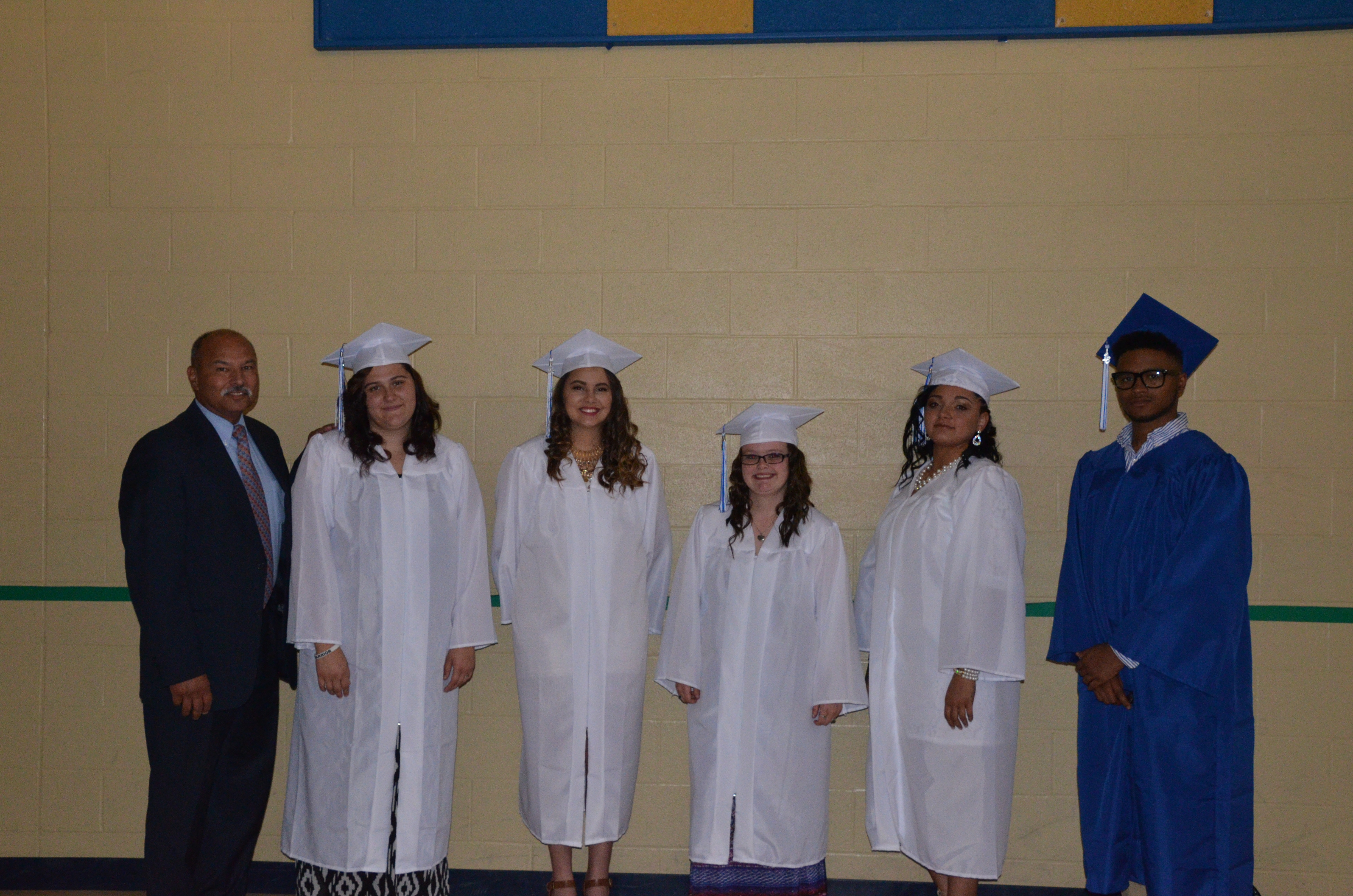 2016--Last year's Gallia Digital Academy graduating class
